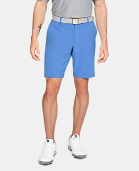 New to Outlet Men's UA Showdown Vented Shorts  1  Color Available $52.5