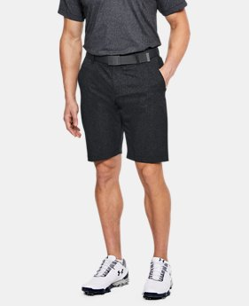 New Arrival  Men's UA Showdown Vented Shorts Tapered  1 Color $80