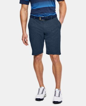Men's UA Showdown Vented Shorts Tapered  1  Color Available $70