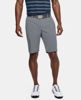 New Arrival Men's UA Showdown Vented Shorts Tapered   $70