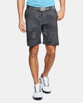 New Arrival Men's UA Showdown Shorts Pattern  1  Color Available $75