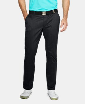 Men's UA Showdown Pattern Pants Taper  1  Color Available $67.5