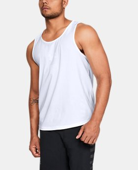 Men's UA Woven Tank  2  Colors $60