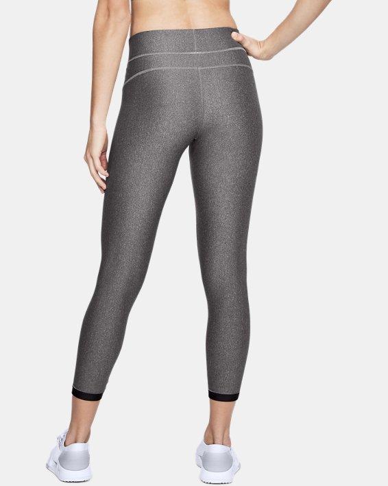 Legging HeatGear® Armour Ankle Crop pour femme, Gray, pdpMainDesktop image number 2