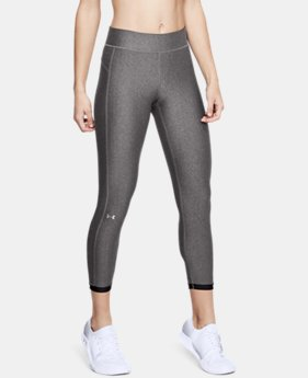 Women's HeatGear® Armour Ankle Crop  2  Colors Available $45