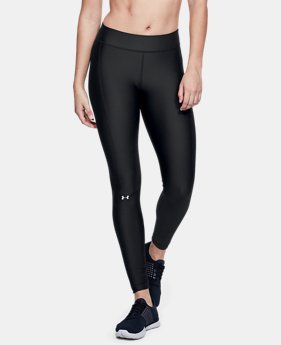 Women's HeatGear® Armour Leggings  3  Colors Available $45