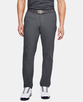 New Arrival Men's UA Microthread Pants Tapered LIMITED TIME: FREE U.S. SHIPPING 4 Colors $100