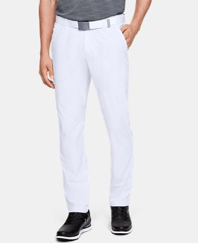 Men's UA Microthread Pants Tapered  1  Color Available $100