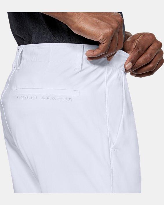Men's UA Vanish Pants Tapered, White, pdpMainDesktop image number 6