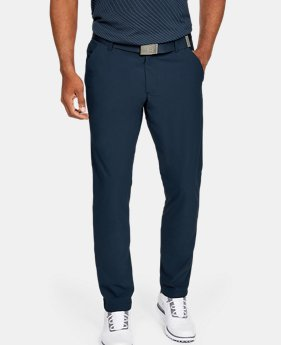 Men's UA Microthread Pants Tapered   $120