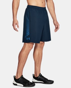 Men's UA Woven Graphic Shorts  8  Colors $30