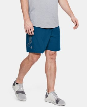 New Arrival Men's UA Woven Graphic Shorts  1 Color $30