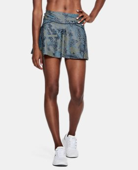 New Arrival Women's UA Center Court Skort Printed LIMITED TIME: FREE U.S. SHIPPING 1 Color $60