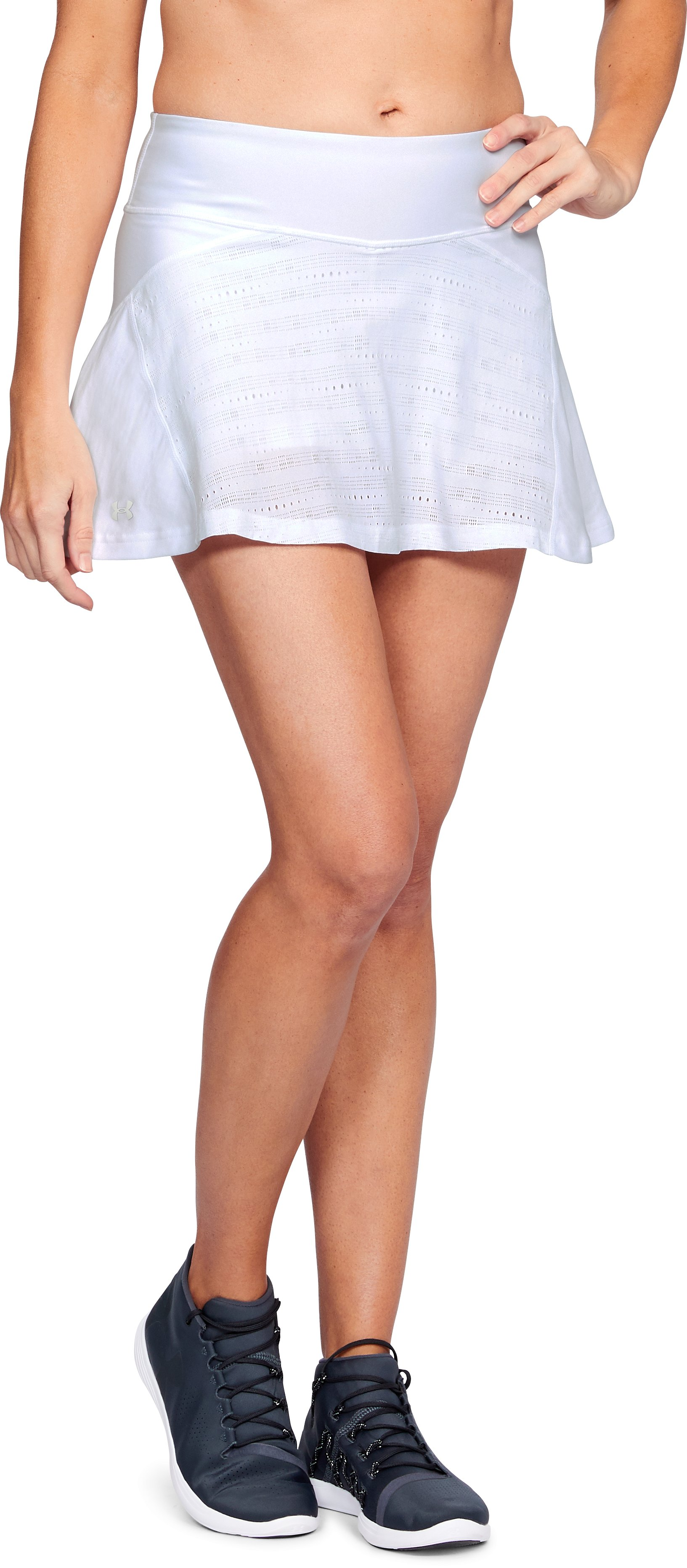 Women's UA Center Court Skort, White