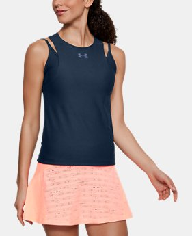 New Arrival Women's UA Center Court Tank  1 Color $60