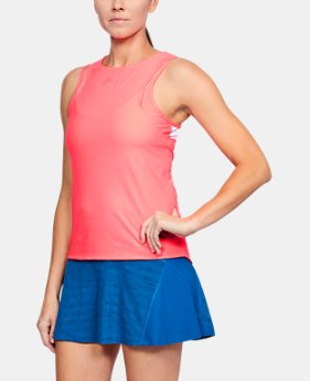 Women's UA Center Court Tank LIMITED TIME: FREE U.S. SHIPPING 1  Color Available $60