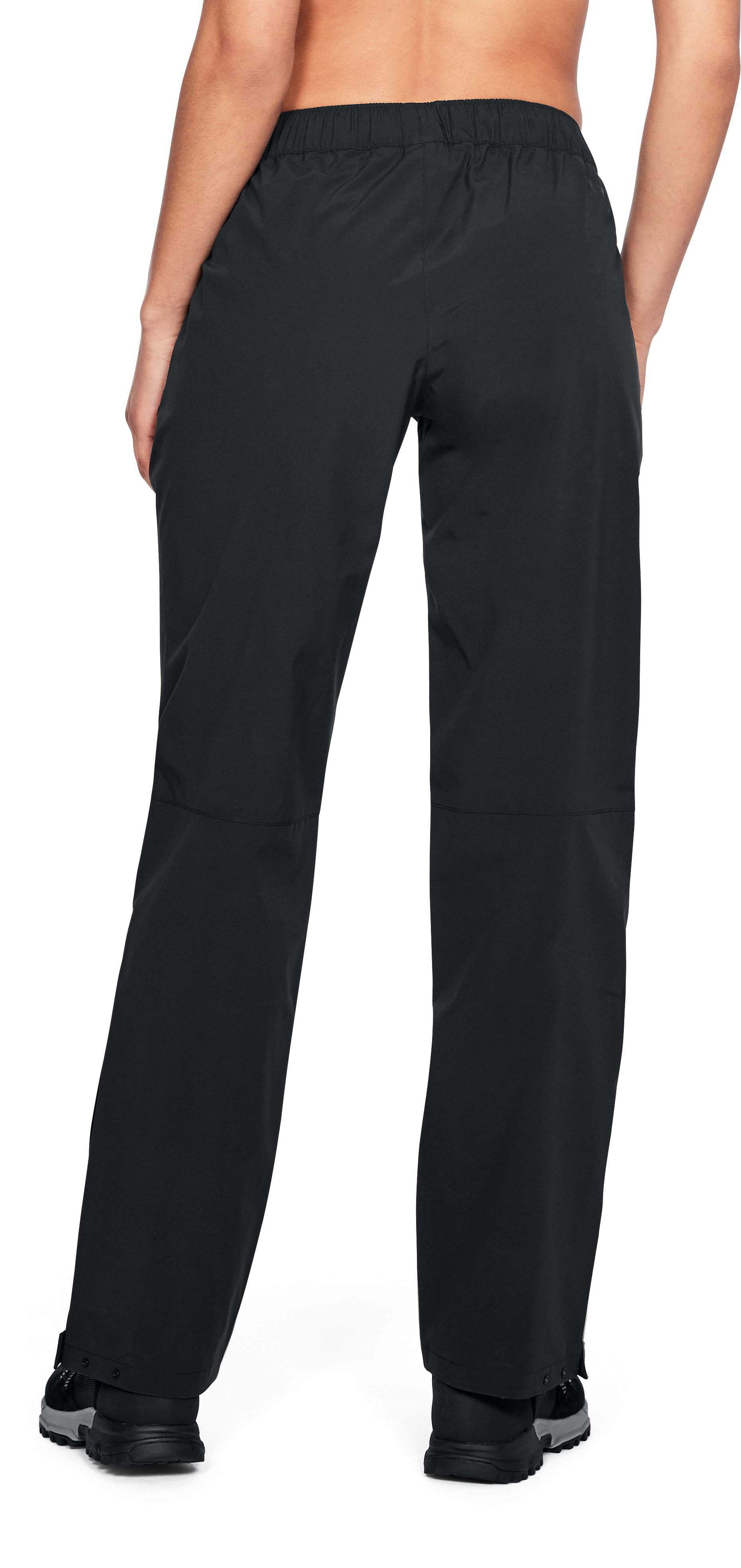 Women's UA Trektic Pants, Black ,