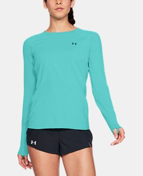 New Arrival Women's UA Sunblock Long Sleeve   $55