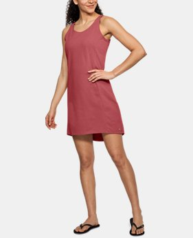 Women's UA Microthread Essential Dress  1  Color Available $60