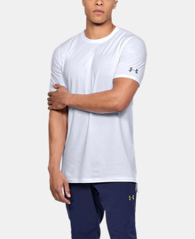 Men's UA Baseline Long Line T-Shirt  1  Color Available $34.99