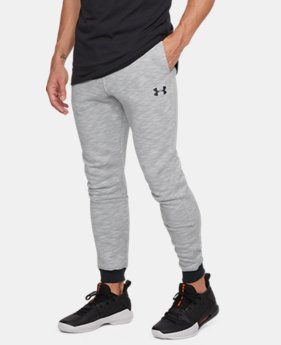 Men's UA Baseline Tapered Pants  2  Colors Available $65
