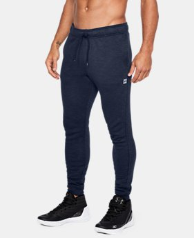 Men's UA Baseline Tapered Pants  1  Color Available $65