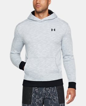 New Arrival Men's UA Baseline Hoodie  1 Color $60