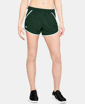 Women's UA Fly-By Team Shorts  2  Colors Available $25