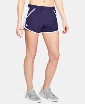 Women's UA Fly-By Team Shorts  1  Color Available $25