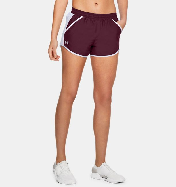 8976a24d Women's UA Fly-By Team Shorts