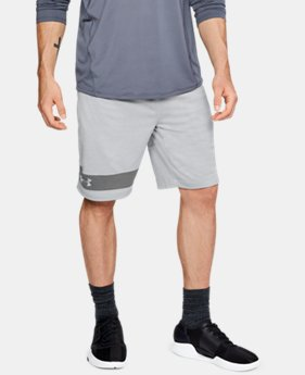 New Arrival  Men's UA MK-1 Terry Shorts LIMITED TIME: FREE SHIPPING 1 Color $55