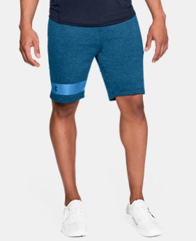Men's UA MK-1 Terry Shorts  1  Color Available $45
