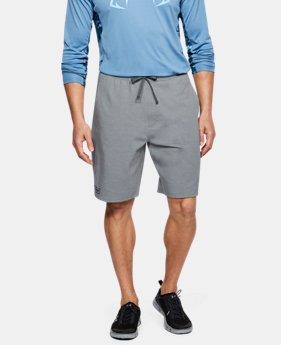 Men's UA Microthread Shoreline Shorts  2  Colors $50