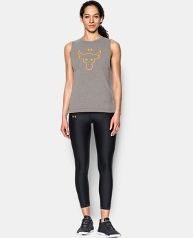Women's UA x Project Rock Bull Tank  1 Color $39.99