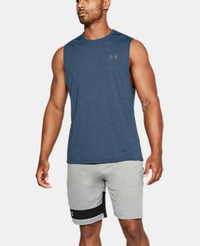 New Arrival  Men's UA Siro Muscle Tank  1  Color Available $35
