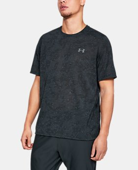 Men's UA Siro Printed Short Sleeve FREE U.S. SHIPPING 1  Color Available $29.99
