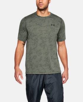 New Arrival  Men's UA Siro Printed Short Sleeve  1 Color $35