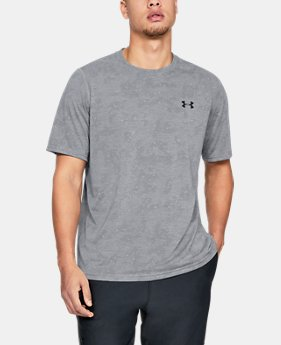 Men's UA Siro Printed Short Sleeve LIMITED TIME: FREE U.S. SHIPPING 1  Color Available $29.99