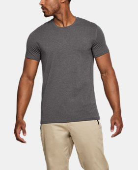 Men's Charged Cotton® Crew Undershirt  2  Colors Available $22