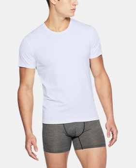 Men's Charged Cotton® Crew Under Shirt  2  Colors $22