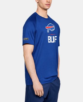 New Arrival Men's NFL Combine Authentic UA Tech™ Lockup Short Sleeve  1  Color Available $35