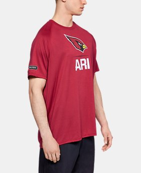 Best Seller Men's NFL Combine Authentic UA Tech™ Lockup Short Sleeve  1  Color Available $35