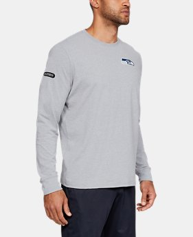 New Arrival Men's NFL Combine Authentic City Long Sleeve T-Shirt  1  Color Available $40