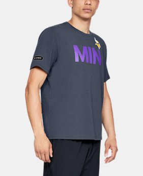 New Arrival Men's NFL Combine Authentic City Abbreviation T-Shirt  1  Color Available $35