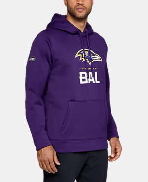 buy online bc67e 54662 MD NFL Combine Authentic Armour Fleece® Football | Under ...