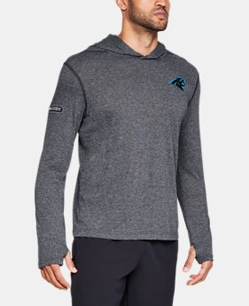 Men's NFL Combine Authentic UA  Siro Popover Hoodie  1  Color Available $60
