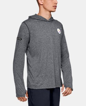 Men's NFL Combine Authentic UA  Siro Popover Hoodie  14  Colors Available $60