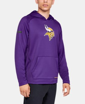 New Arrival Men's NFL Combine Authentic UA Tech™ Terry Hoodie  1  Color Available $75