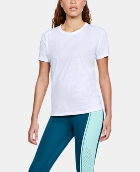 Women's UA Tri-Blend Short Sleeve  1 Color $30