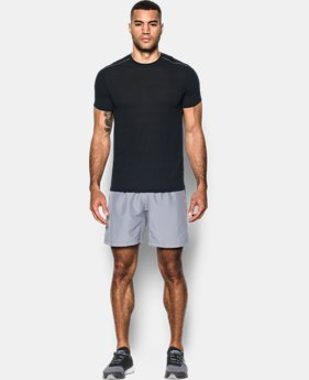 Men's UA Threadborne Streaker Mesh Short Sleeve  1 Color $35